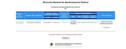 Checar Licencia De Conducir Federal