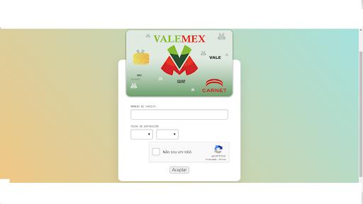 ¿Cómo hacer consulta de tu saldo Valemex?