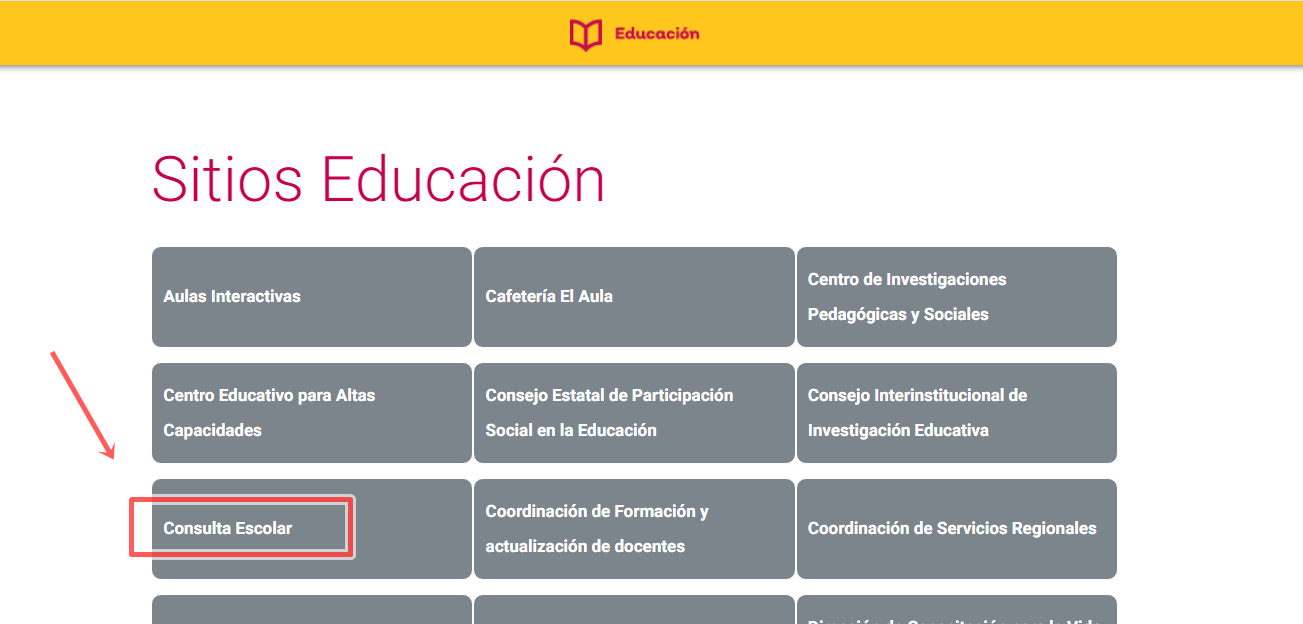 Cómo Hacer La Consulta Escolar De Jalisco Por El Site