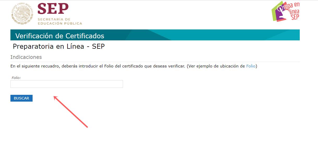 Cómo Saber En Línea Si Mi Certificado Es Válido Por La SEP
